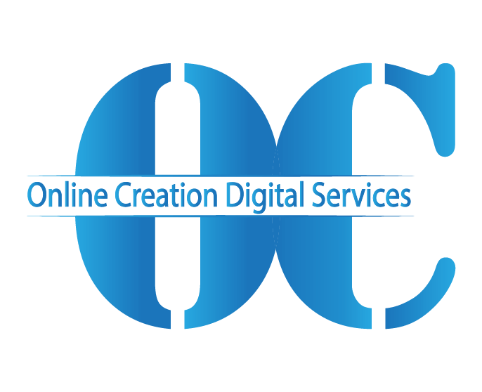 Online Creation Logo